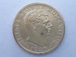 Román 2000 Lei 1946 - Románia Lej pénzérme eladó