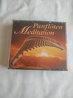 Pánsíp meditáció 3 db cd, ajánljon!
