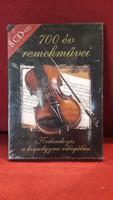 700 év remekművei - zenetörténeti CD gyűjtemény