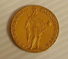 Magyarország I Ferenc arany dukát 1792
