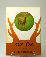 Dr. Bedár Béla: Az őz vadászata Mezőgazdasági Kiadó 1983