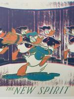 Andy Warhol- Donald kacsa