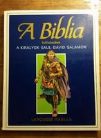 Etienne Dahler: A Biblia felfedezése  – A királyok; Saul; Dávid; Salamon