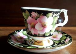Angol porcelán kávés csésze - Royal Albert