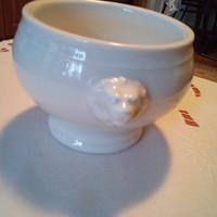 Schönwald oroszlánfejes csésze, tálka, kínáló