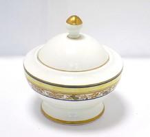 Angol porcelán cukortartó (ZAL-BI40663)