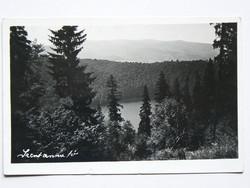 SZENT-ANNA TÓ, (TUSNÁD-FÜRDŐ) FOTÓ 1944 , POST CARD, KÉPESLAP (9X14 CM) EREDETI