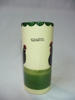 Antik Körmöcbánya váza -Szováta
