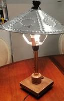 Industrial Loft bauhaus asztali lámpa.Alkudható!