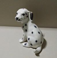 Porcelán kutya ,kis dalmata