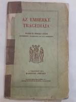 Karinthy Fricike verses kötete, régi, ritkaság, gyűjtőknek.