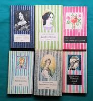Csíkos könyvek - romantikus lányregények
