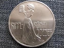 Rippl-Rónai József .640 ezüst 200 Forint 1977 BP BU (id41657)