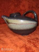 KMK - Keramik Manufaktur,,art Deco 8 személyes reggeliző készlet