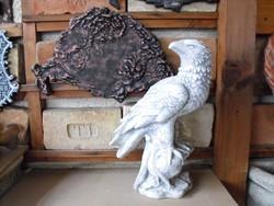 RITKA kő Réti sas  45cm Címer madár Fagyálló műkő  Kerítés kapu oszlop ra