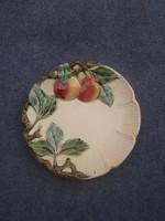 Körmöcbányai majolika tányér 26cm. Falraakasztható