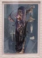 Ruttka Ferenc eredeti, szignózott festménye