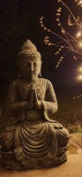 Távol keleti stílusú (Balinéz) Buddha szobor