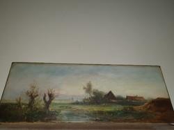 Mesterházy Kálmán -1857-1898- : Tanya