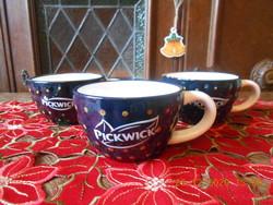 Pickwick teás bögrék, szeder