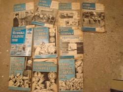 Rádiótechnika évkönyvek, rádiótechnika folyóirat
