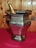 Pezsgő tartó ezüst vödör 1460 g
