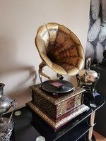 Meseszép gramofon (működőképes)