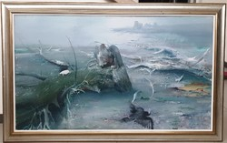 FEJÉR CSABA  1936 - 2002- Tél Mártélyon-