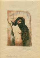 Edvard Munch gyönyörű rendkívül ritka alkotása!