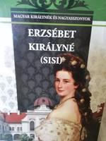 Erzsébet Királyné  SISI könyv