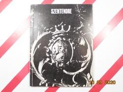 Voit Pál : Szentendre - város, képes útikönyv 1968-as kiadás