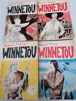 Karl May: Winnetou 1-4.