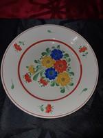 Gránit tányér(kézzel festett)