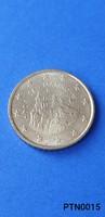 San Marino 50 cent 2008 (BU) VF