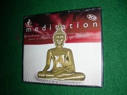 Meditációs dupla cd