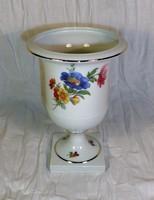 Fürstenberg porcelán váza