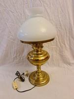 Antik réz lámpa