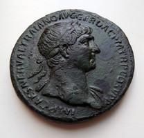 Trajan szeszterciusz.
