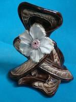 Kerámia  szecessziós váza