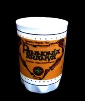 Zsolnay porcelán sörös pohár