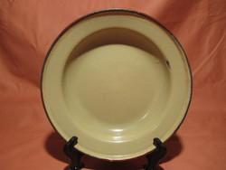 Weiss Manfréd-Csepel zománcos tányér