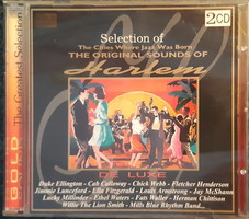 THE ORIGINAL SOUNDS OF HARLEM  2  CD    JAZZ