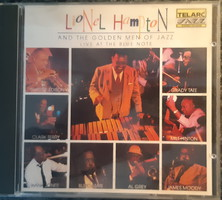LIONEL HAMPTON AND THE GOLDEN MEN OF JAZZ    CD