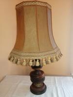 Antik nagyméretű asztali lámpa