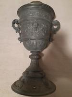 Asztali Petróleum lámpa, lámpatest