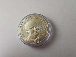Neumann ezüst 5000 Ft 31,46 gramm/0,925 Ritka