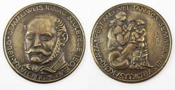 Csontos László: Semmelweis Ignác 1968 / Rókus Kórház