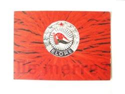Előre de merre, régi úttörő jelvény kép Kudász Gábor Arion boomerang free cards