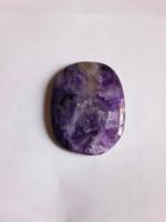 Csodálatos orgona lila Charoite kő medálnak!