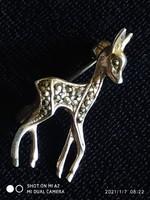 Antik Bambi bross 835